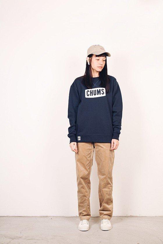 Chums Japan Boat Logo Crew Top