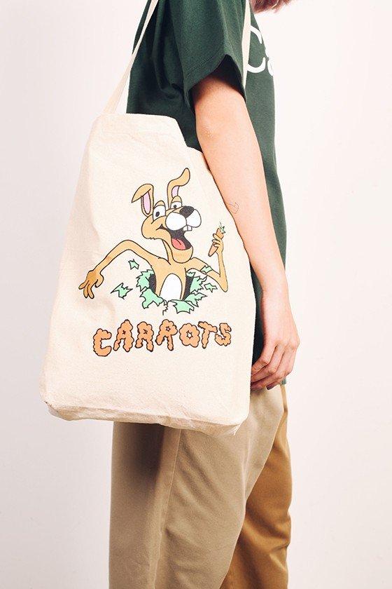 Carrots Hop Out Tote Bag