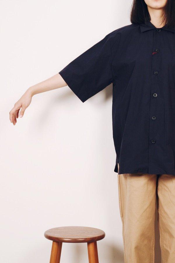 Danton Cotton Poplin Shirt
