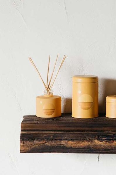 P.F. Candle Co. Golden Hour Sunset Diffuser