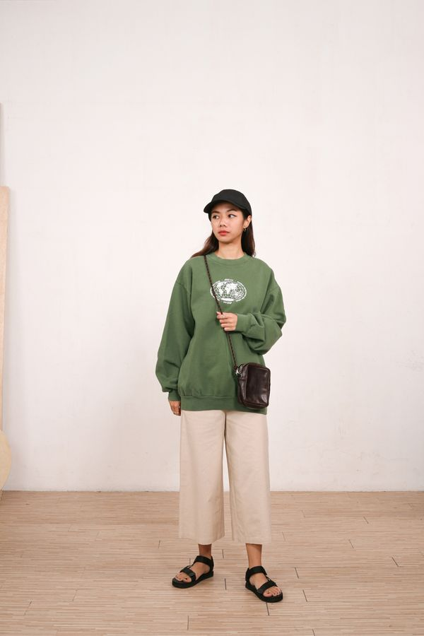 Afield Out Earth Access Crewneck