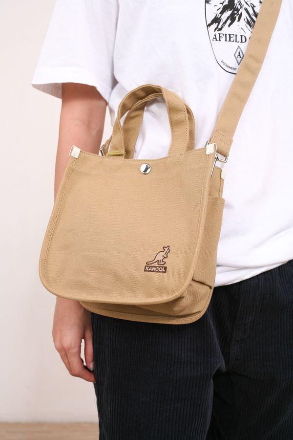 Kangol Canvas Tote Bag Mini