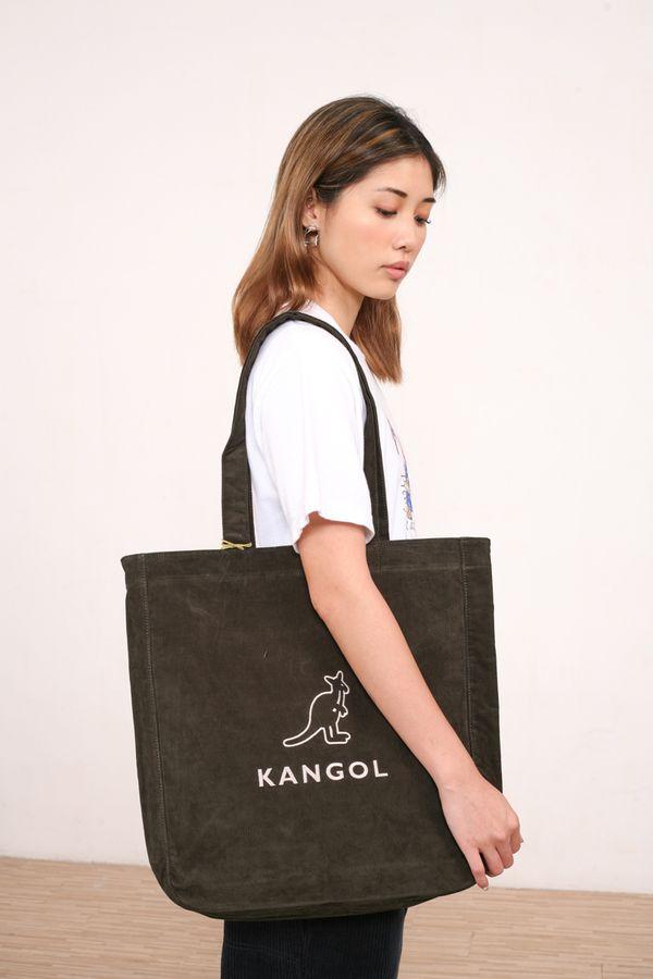 Kangol Eco Casual Corduroy Shopper