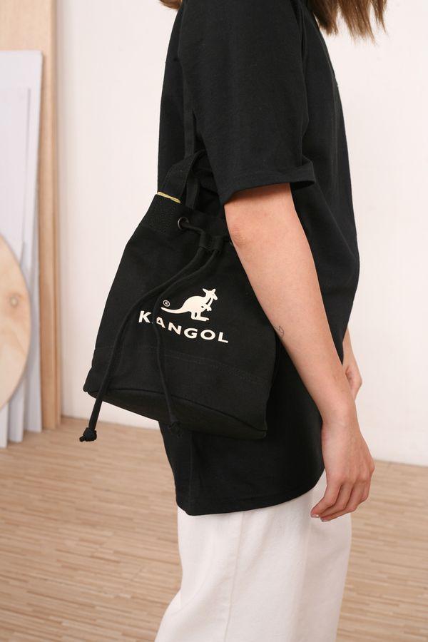 Kangol Alice Canvas Bucket Bag