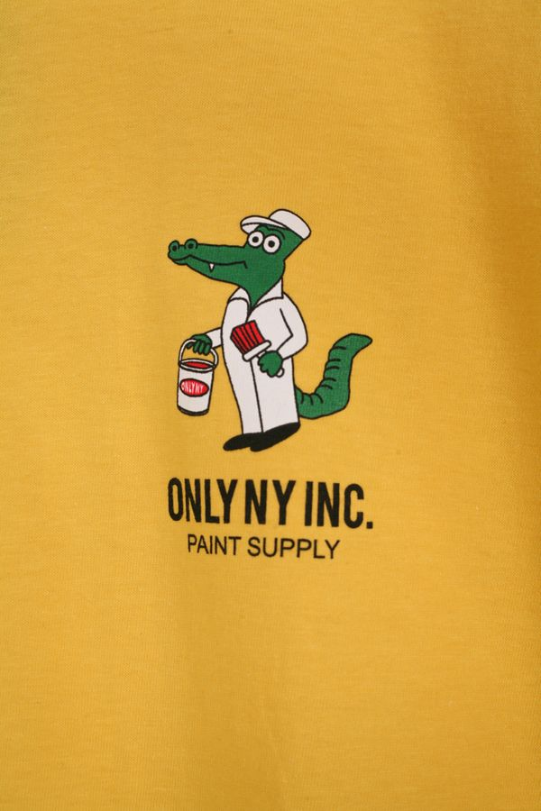 Only NY Gator the Painter Tee