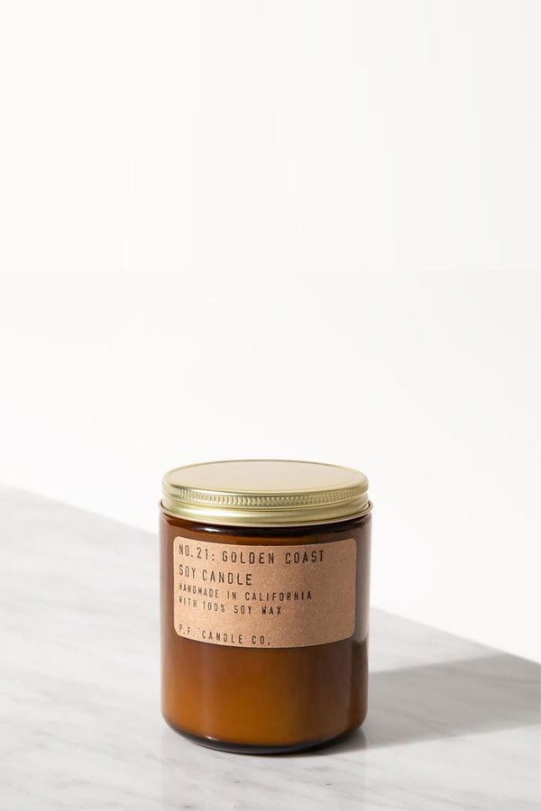 P.F. Candle Co. Golden Coast 7.2 Oz Soy Candle