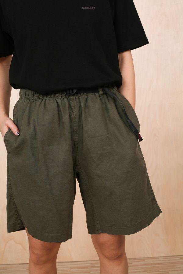 Gramicci Japan Linen Cotton Shorts