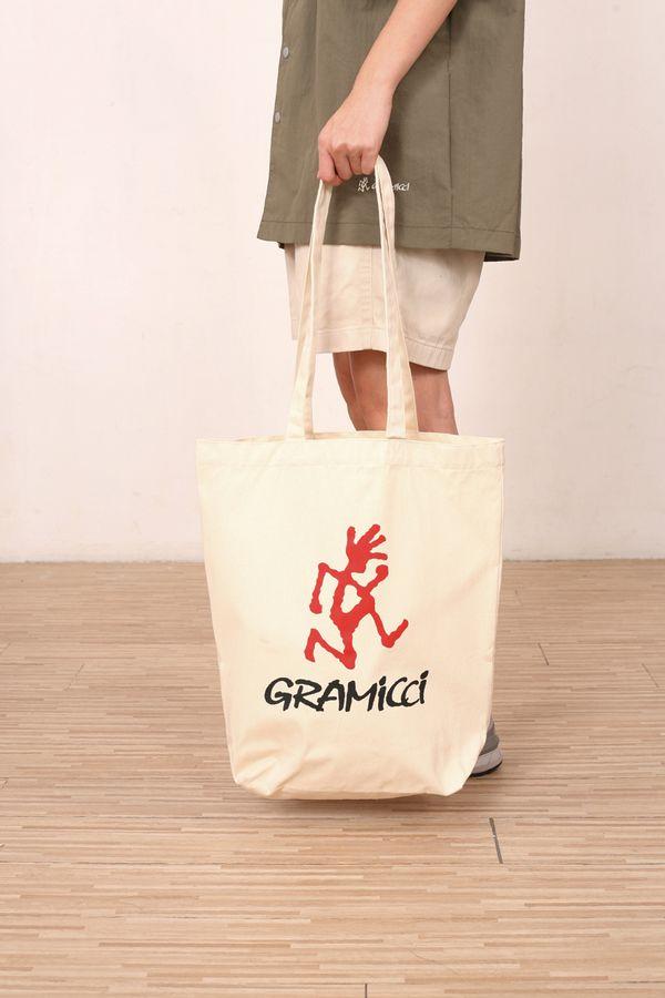 Gramicci Japan Logo Tote