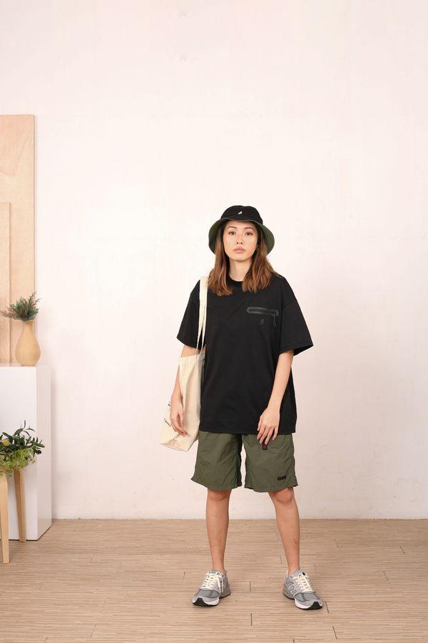 Gramicci Japan Sheltech x Renu Pocket Tee