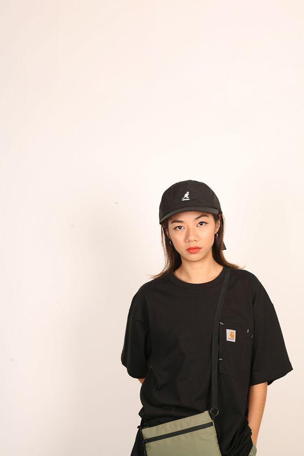 Kangol WR Nylon Baseball Cap
