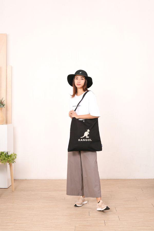 Kangol Tropic Wide Brim Stripe Casual Hat