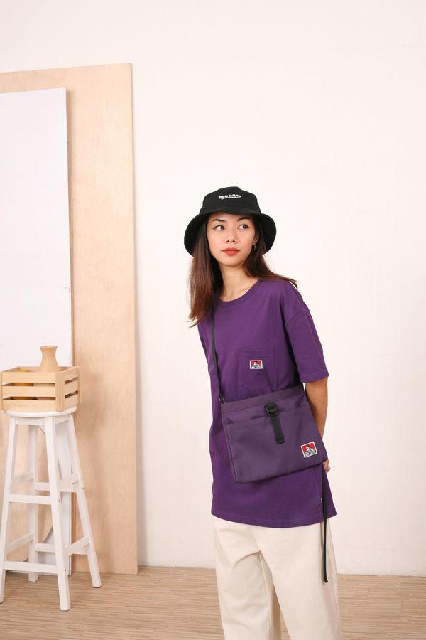 Ben Davis Japan Recycle Poly Shoulder Bag