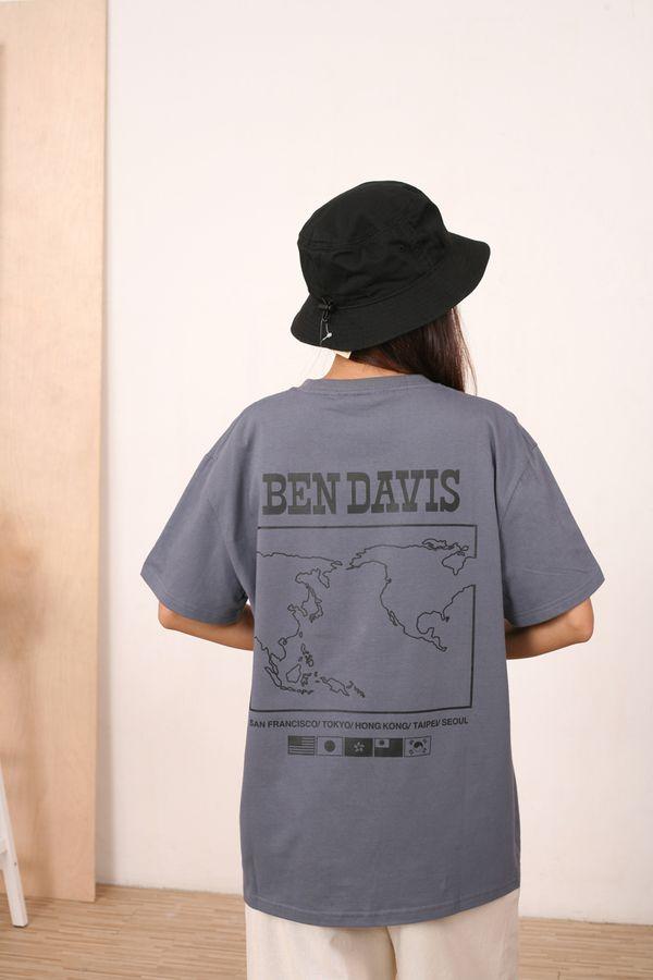 Ben Davis Japan City Print Tee