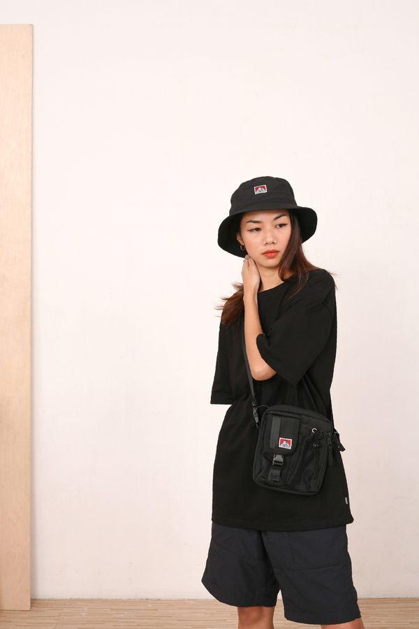 Ben Davis Japan Pocket Shoulder Bag