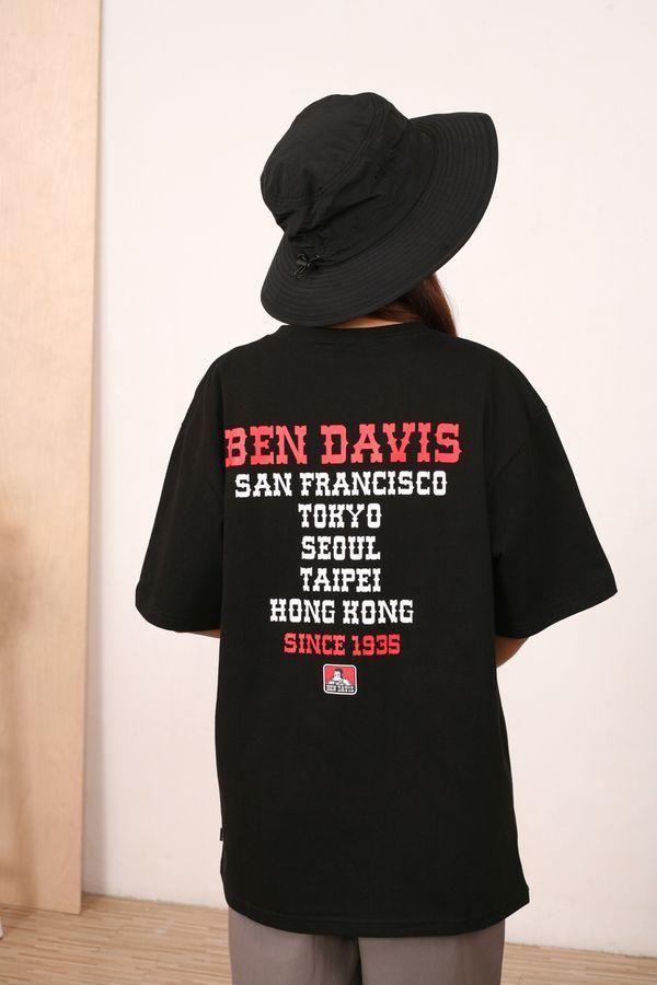 Ben Davis Japan Cities Tee