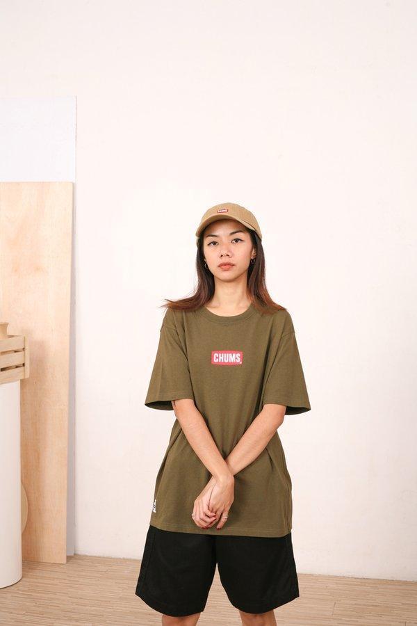 Chums Japan Mini CHUMS Logo Tee