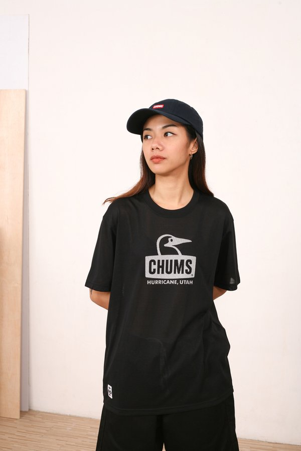 Chums Japan Booby Face Dry Tee