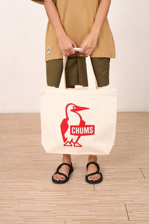 Chums Japan Booby Canvas Tote