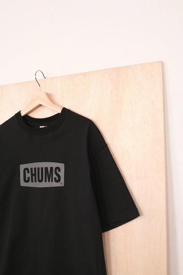 Chums Japan Heavyweight Chums Logo Tee