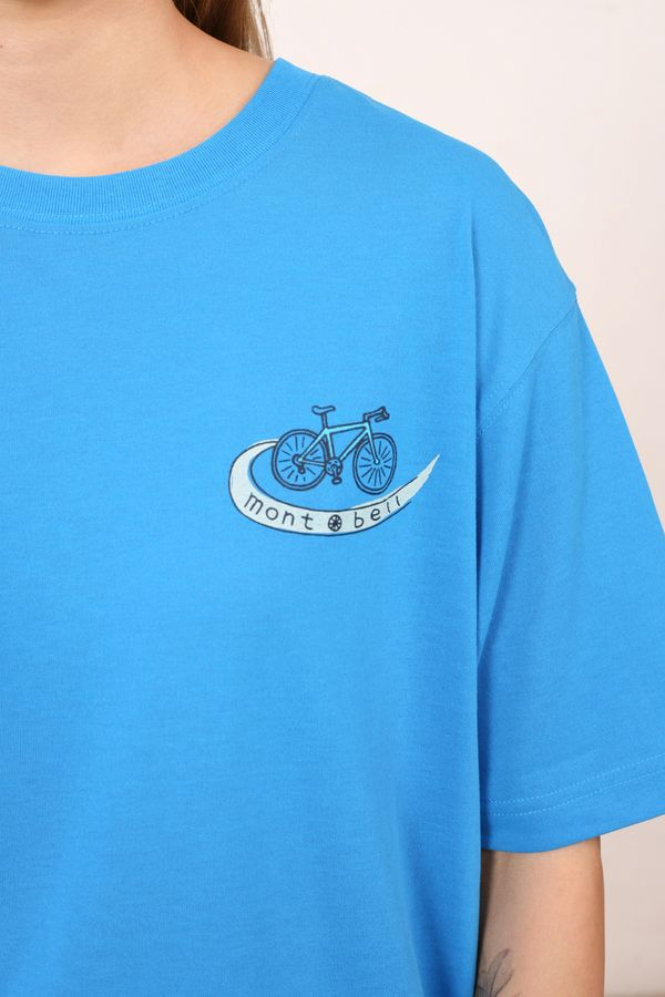 Montbell Wickron Tee Bicycle Gear