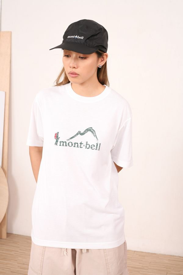 Montbell Wickron Tee Hiker