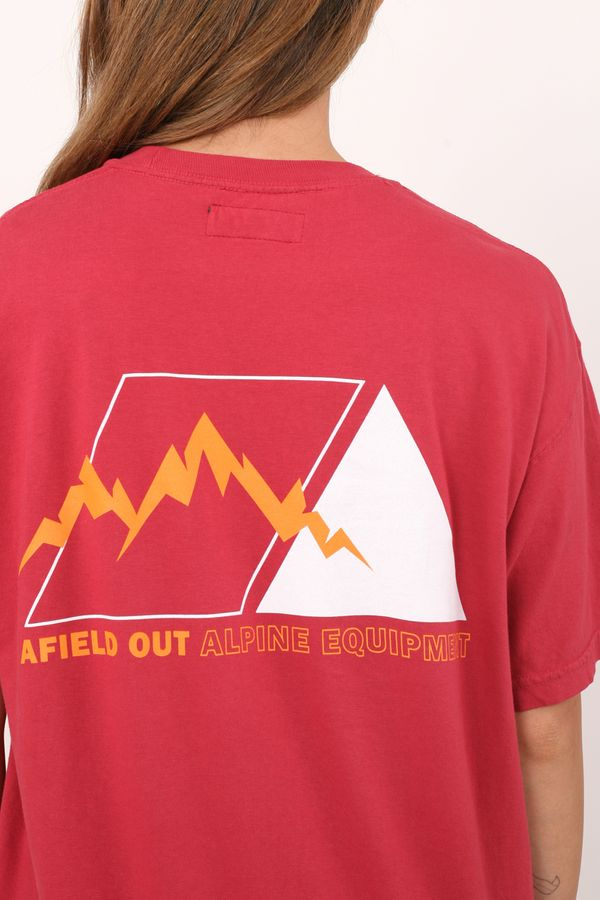 Afield Out Fortress Tee
