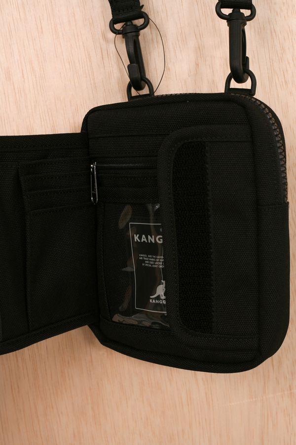 Kangol Keeper Flap Cross Bag