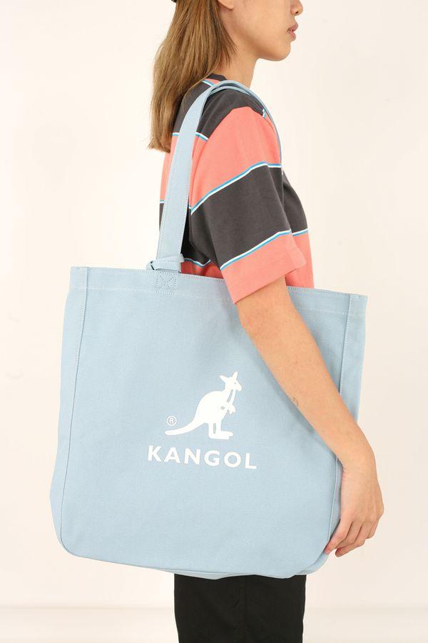 Kangol Dual Canvas Shopper Bag