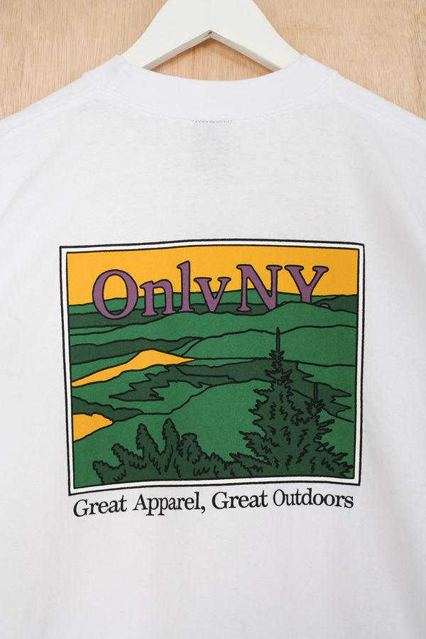 Only NY Lodge Landscape Tee