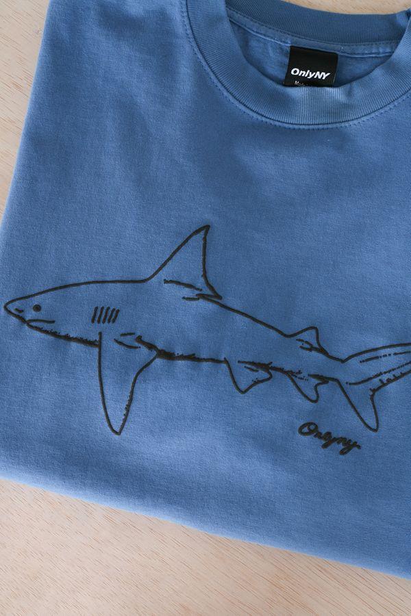 Only NY Shark Tee
