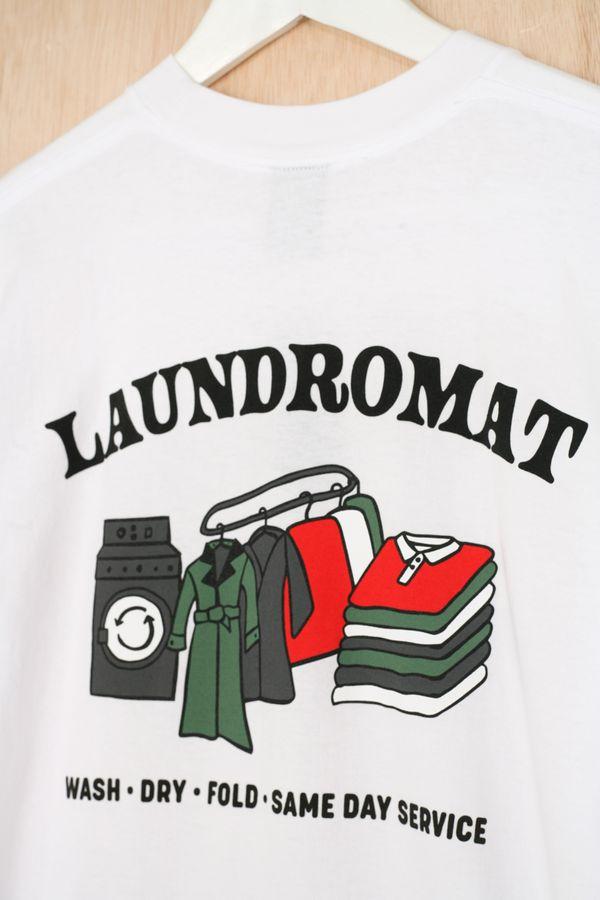 Only NY Laundromat Tee