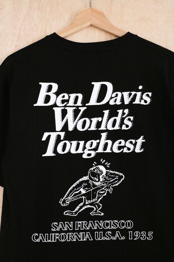 Ben Davis Japan World's Toughest Tee