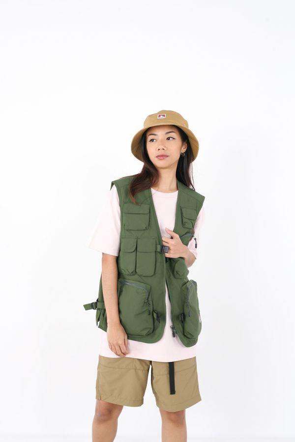 Ben Davis Japan Supplex Camp Vest