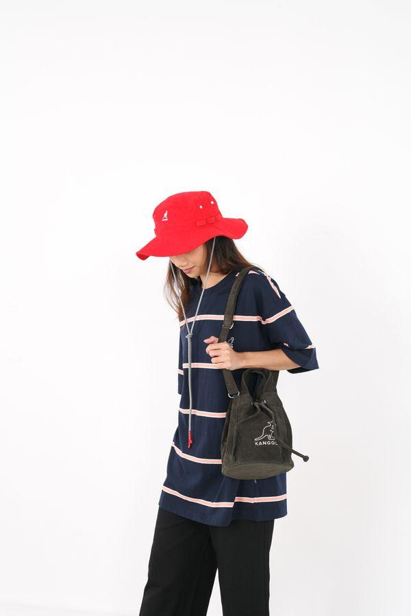 Kangol Cord III Bucket Bag