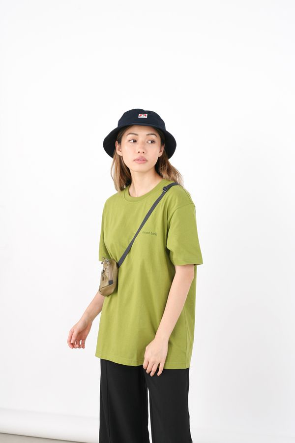 Montbell Pear Skin Cotton Tee