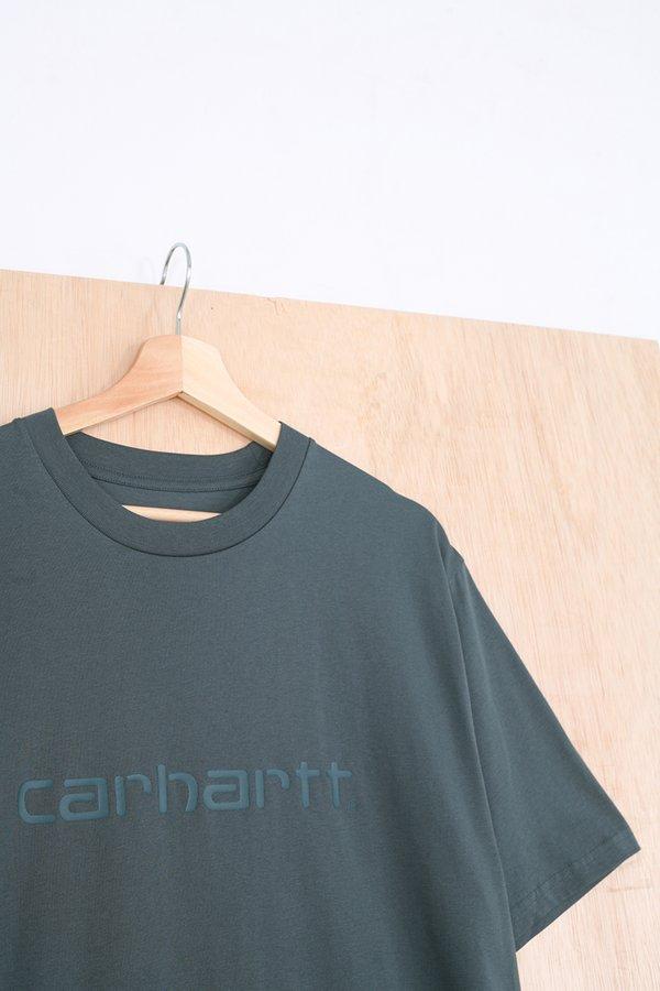 Carhartt WIP S/S Script Tee