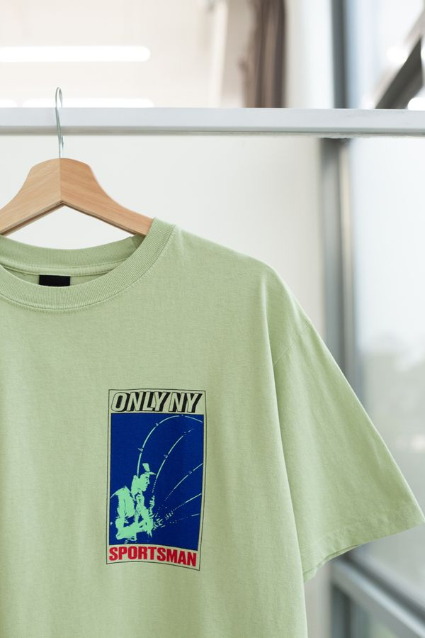 Only NY Sportsman Casting Tee
