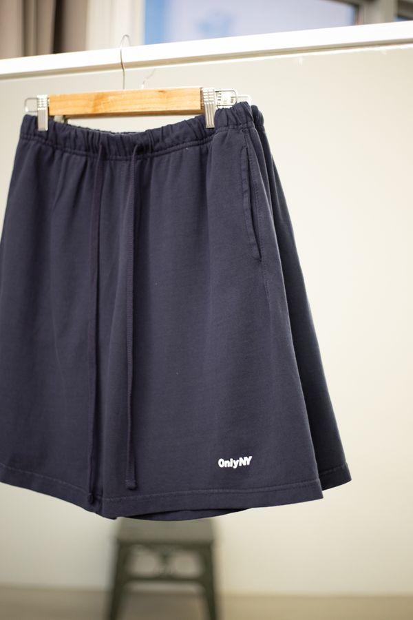 Only NY Core Logo Cotton Jersey Shorts